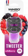 Ароматизатор на дефлектор WINSO Tweeter Wildberry 8 мл