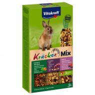 Крекер Vitakraft Trio-Mix з овочами горіхами та лісовою ягодою 3 шт 25227