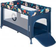 Манеж-кровать Lionelo Stefi navy blue LO.SF07