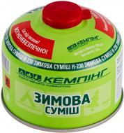 Картридж газовий Кемпинг Зимова суміш Н-230