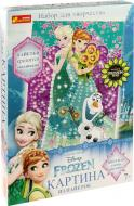Картинки з паєток Ranok-Creative Frozen Анна і Ельза Літо