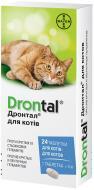 Засіб Bayer Дронтал для лікування і профілактики гельмінтозів 1 шт.