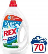 Акція -31% Гель для машинного та ручного прання REX Амазонська свіжість 3.5  л 0046e23d6e08f