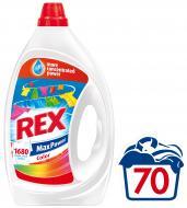 Гель для машинного та ручного прання REX Color 3,5 л