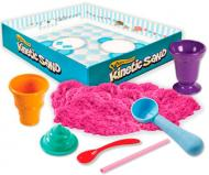 Кінетичний пісок Wacky-Tivities Kinetic Sand Ice Cream рожевий + формочки 71417-1