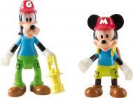 Набор фигурок Minnie & Mickey Mouse Clubhouse Кемпинг Приключения Микки и Гуфи 7 см 181878