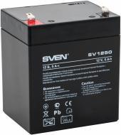Акумуляторна батарея для ДБЖ  Sven SV 1250 (12V 5Ah) SV 1250