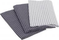 Набор полотенец Deluxe 50x70 см La Nuit серый