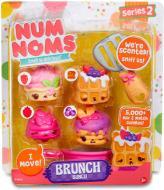 Набор ароматных игрушек Num Noms S2 Ла-Ла-Ланч (3 нама + 1 ном) 544074