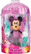 Фигурка Minnie & Mickey Mouse Clubhouse Гламур Минни-модница 13 см 182196