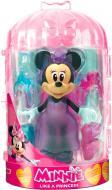 Фигурка Minnie & Mickey Mouse Clubhouse Гламур Минни-принцесса 13 см 182172