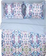 Комплект постельного белья Bright dots 2 разноцветный La Nuit