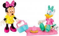 Набор фигурок Minnie & Mickey Mouse Clubhouse Солнечный денек Пикник Минни и Дейзи 7 см 181960