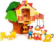 Интерактивный игровой набор Minnie & Mickey Mouse Clubhouse Кемпинг Домик на дереве 181892