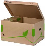 Контейнер архівний Eco коричневий 623918 Esselte