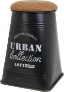 Бочка декоративная Urban Loft черный YA12027