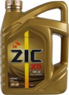 Моторне мастило ZIC X9 5W-40 4л