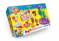 Тесто для лепки Danko Toys Master Do Фабрика мороженого Разноцветный (TMD-06-01)