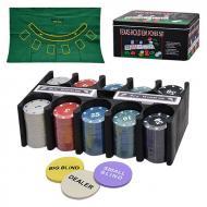 Настольная игра покер (3896B)
