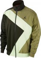 Куртка Jordan M J WINGS DIAMOND JACKET CI7915-355 р.L зеленый