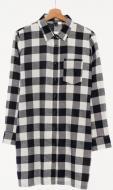 Рубашка Outhorn HOL21-KDD600-20S р. XS черный