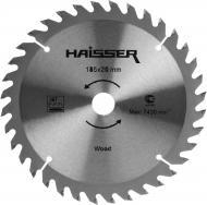Пиляльний диск Haisser 185x20x2 Z36 Haisser HS109097