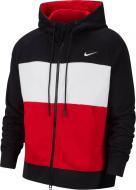 Джемпер Nike M NSW NIKE AIR HOODIE FZ FLC CJ4819-010 р. 2XL чорний