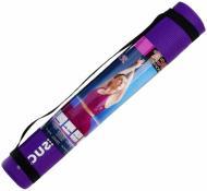 Килимок для фітнесу Joerex Mesuca 1730х610х04 мм фіолетовий