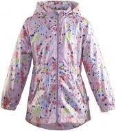 Вітрівка для дівчинки DaNa-kids Веснянка р.116 рожевий 51036