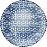 Тарілка підставна Maiolica blue 27 см Bormioli Rocco
