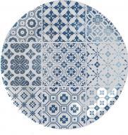 Тарілка підставна Vietri blue 27 см Bormioli Rocco