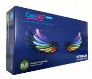 Перчатки медицинские Care365 Care 365 р. М кобальт NI-CT/8 100 шт./уп.