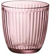 Набір склянок низьких Line Liliac rose 290 мл 6 шт. Bormioli Rocco