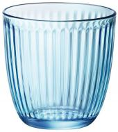 Набор стаканов низких Line Lively blue 290 мл 6 шт. Bormioli Rocco