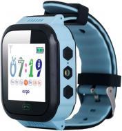 Смарт-часы Ergo GPS Tracker Color J020 детский трекер blue (GPSJ020B)