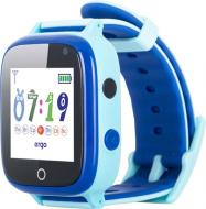 Смарт-часы Ergo GPS Tracker Color C020 детский трекер blue (GPSC020B)
