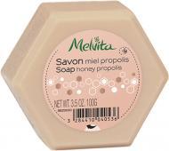 Мыло органическое Melvita Прополис 8BZ0030 100 г 1 шт./уп.