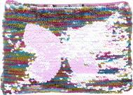 Пенал шкільний Паєтки Метелик 22x15 см MF988928-5