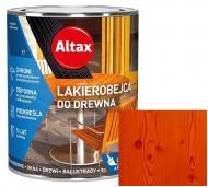 Лакобейц для древесины Altax махонь сатиновый глянец 0,25 л