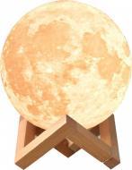 Настольный светильник 3D Moon Луна 15 см (31-SAN138)