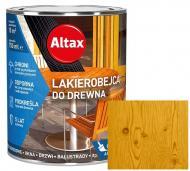 Лакобейц для древесины Altax дуб сатиновый глянец 0,75 л