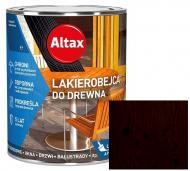 Лакобейц для древесины Altax венге сатиновый глянец 0,75 л