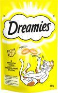 Снеки Dreamies с сыром 60 г