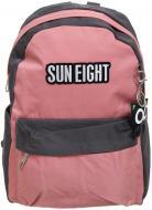 Рюкзак шкільний Nota Bene Education 40х27х14 см рожево-бежевий