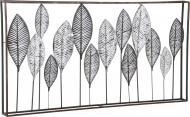 Декор настінний Листя 69x135 см