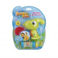 Мильні бульбашки Bubble Fun Динозавр зелений 60 мл DHOBB10122