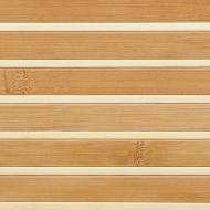 Шпалери бамбукові LZ-0815  17/5 мм 1,5 м смугасті