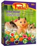 Корм Лорі Роккі 1 Супер-меню для гризунів 500 г
