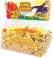 Корм Наш корм для кролів 750 г