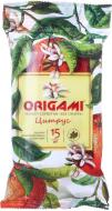 Вологі серветки Origami Цитрус 15 шт.
